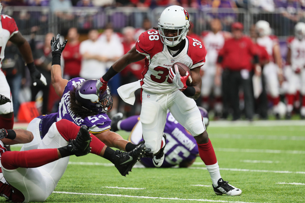 Andre Ellington Arizona Cardinals