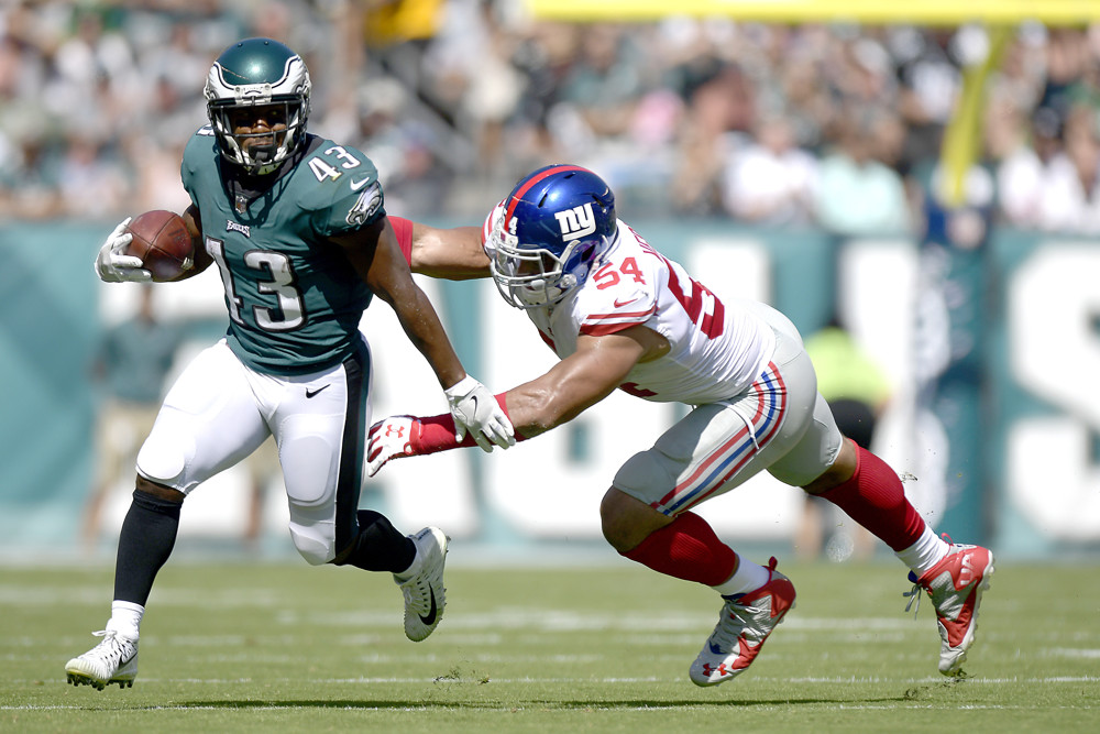 Darren Sproles Philadelphia Eagles