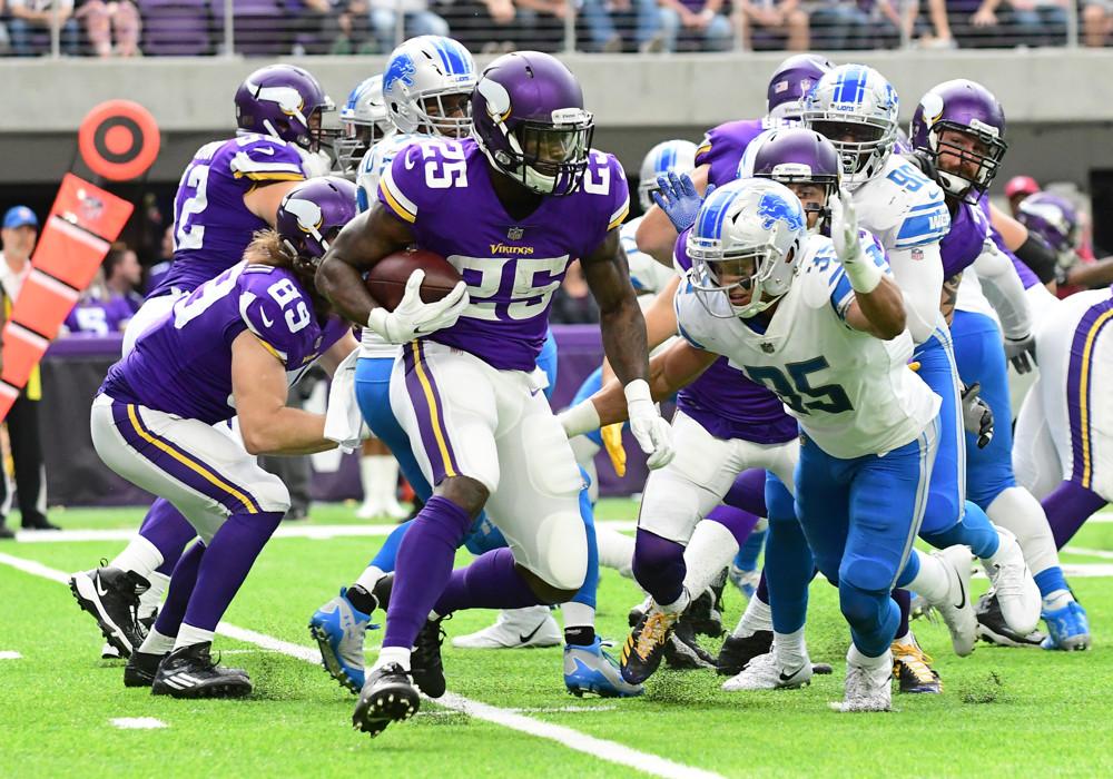 Latavius Murray Minnesota Vikings