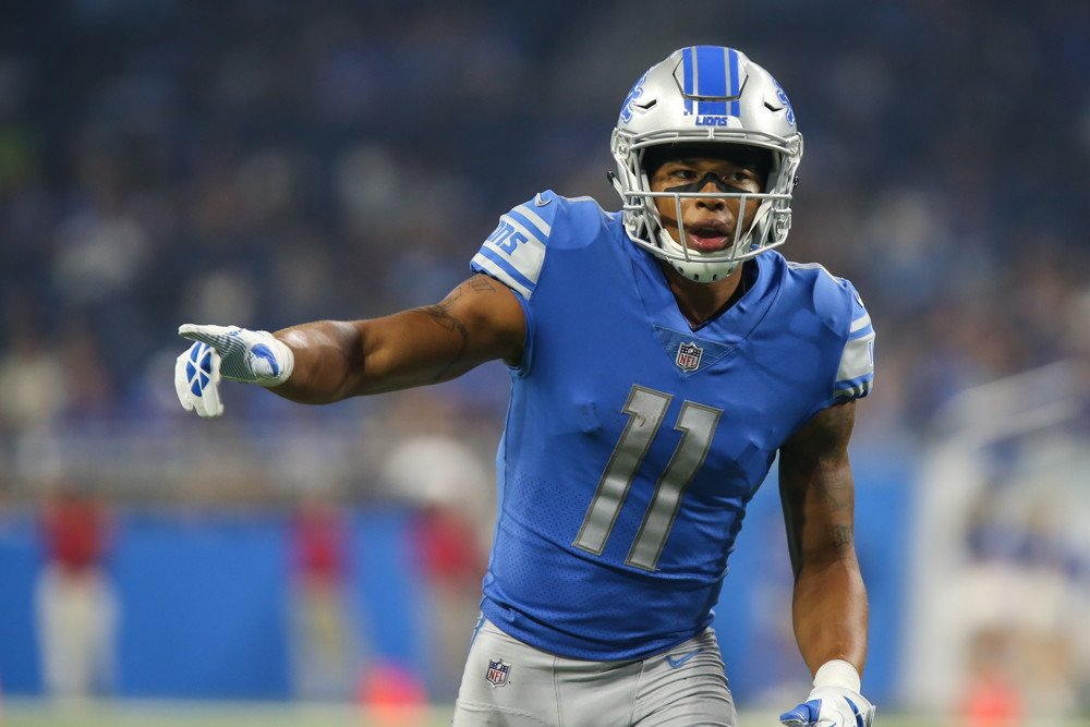 Marvin Jones Jr Detroit Lions