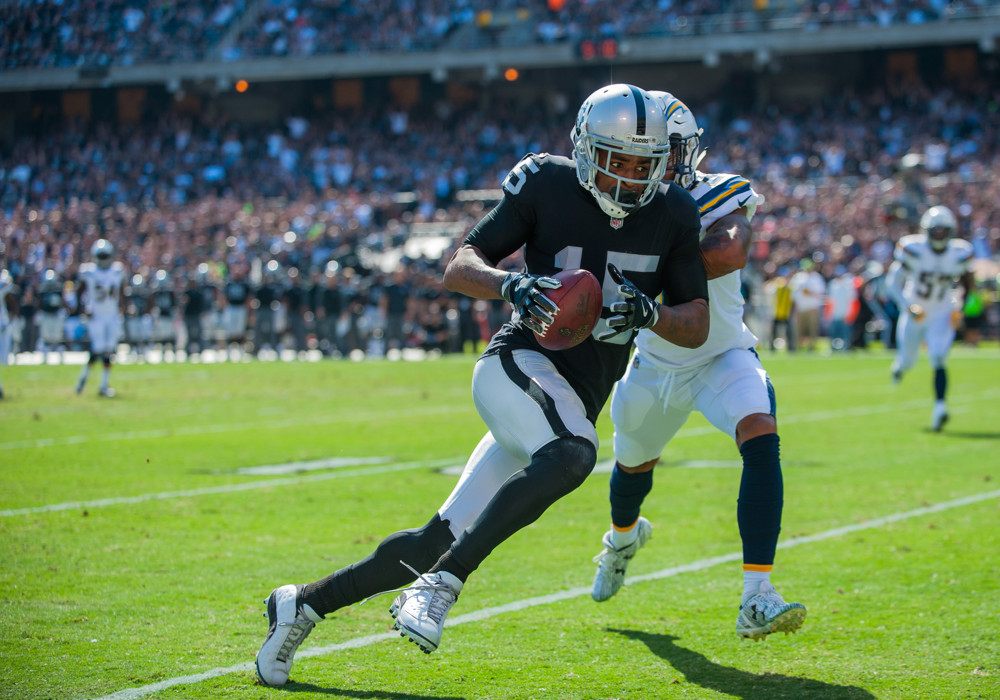 Michael Crabtree Oakland Raiders