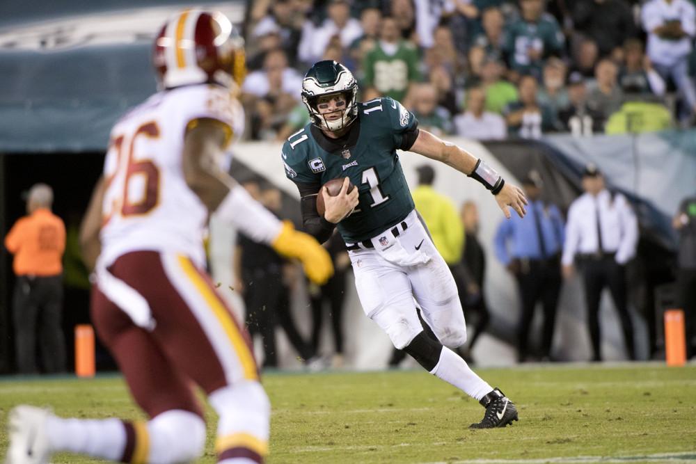 Carson Wentz Philadelphia Eagles