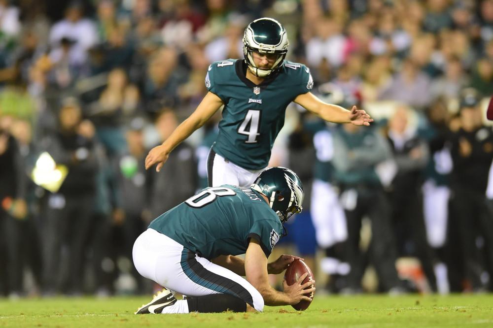 Jake Elliott Philadelphia Eagles