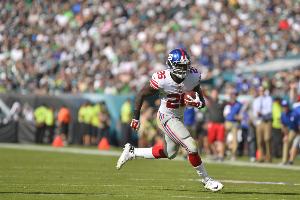 Orleans Darkwa New York Giants