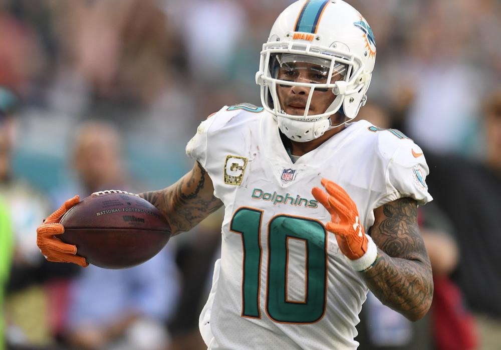 Kenny Stills Miami Dolphins