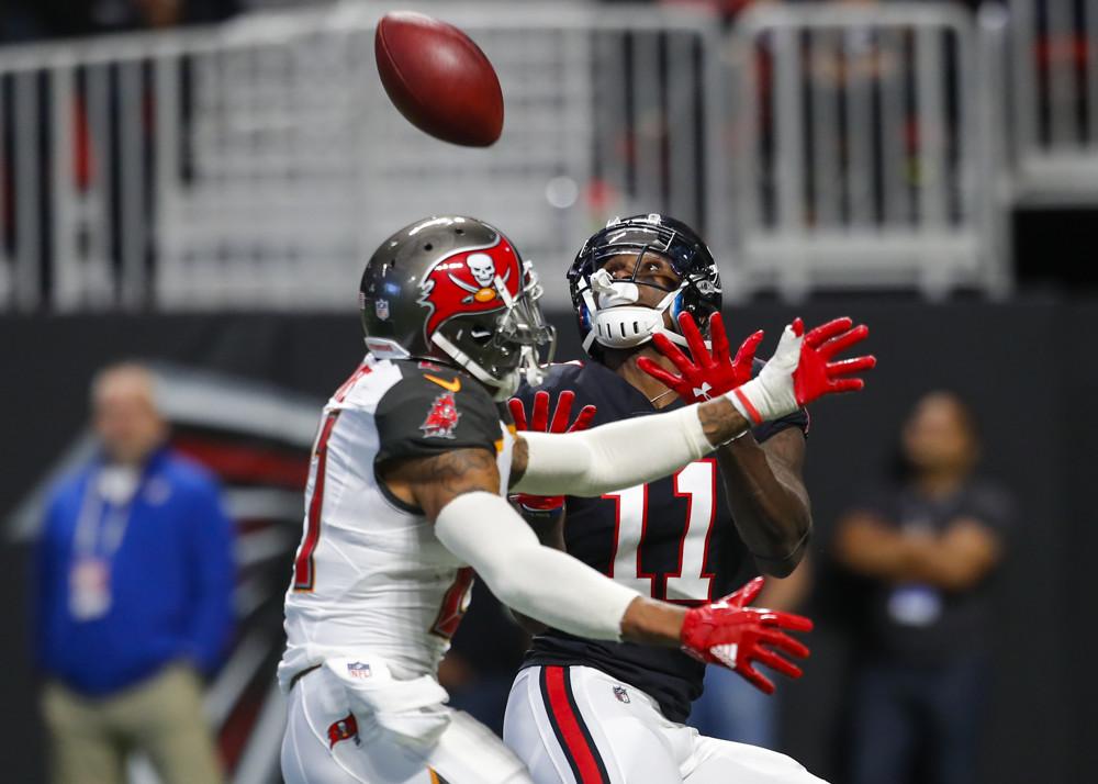 Julio Jones Atlanta Falcons