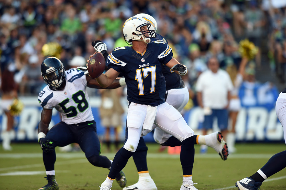 Philip Rivers Los Angeles Chargers