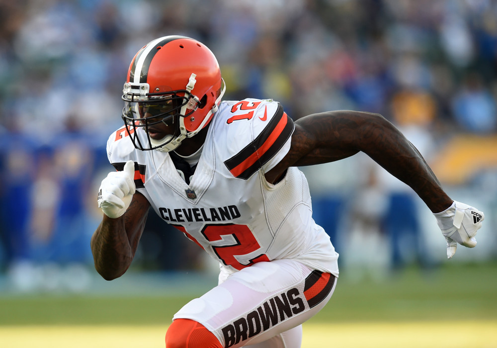 Josh Gordon Cleveland Browns