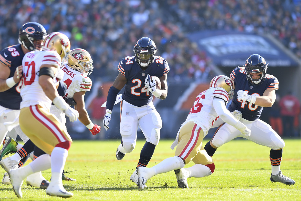 Jordan Howard Chicago Bears