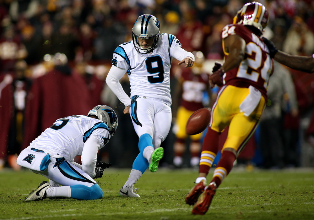Graham Gano Carolina Panthers