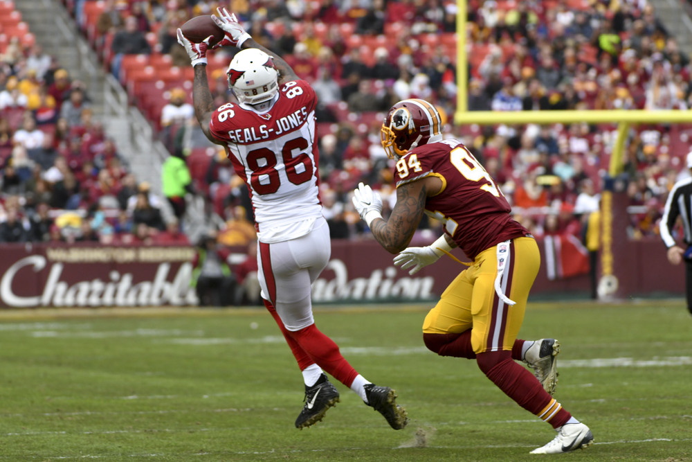 Ricky Seals Jones Arizona Cardinals