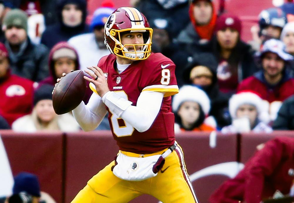 Kirk Cousins Washington Redskins