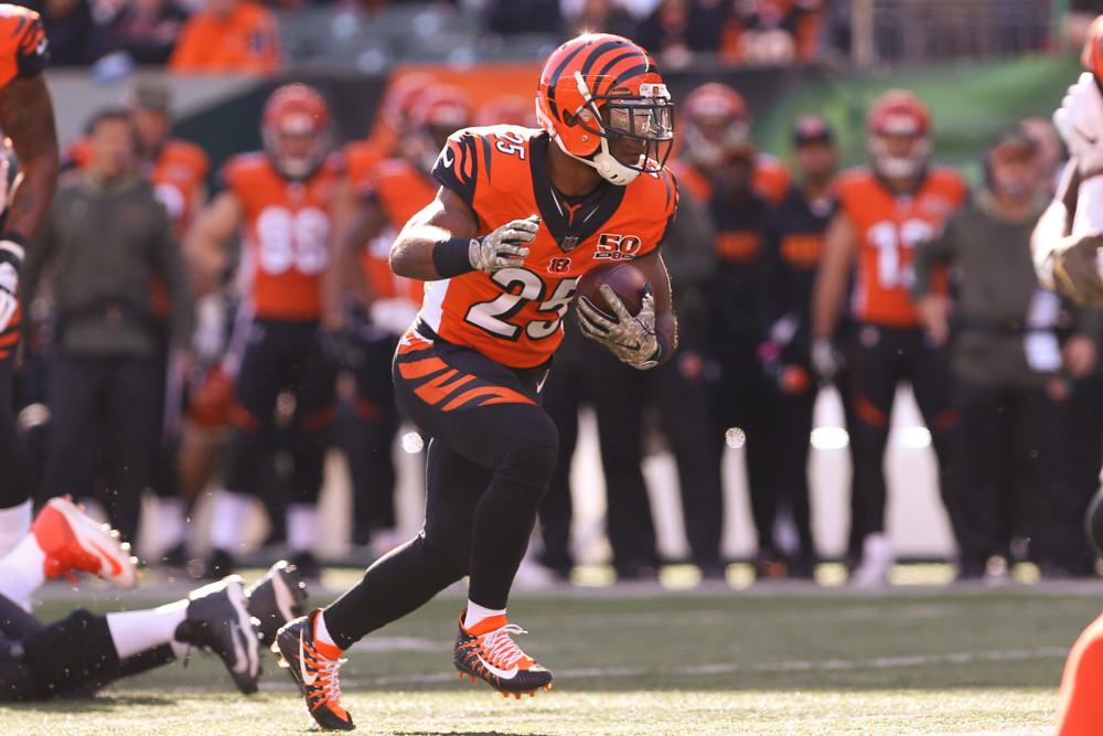 Giovani Bernard Cincinnati Bengals