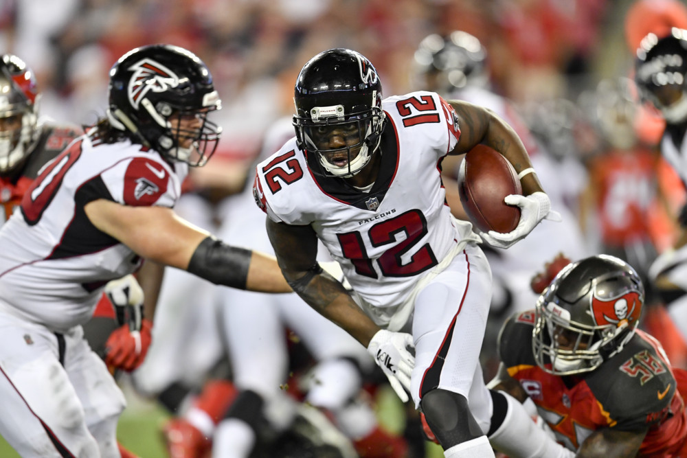 Mohamed Sanu Atlanta Falcons