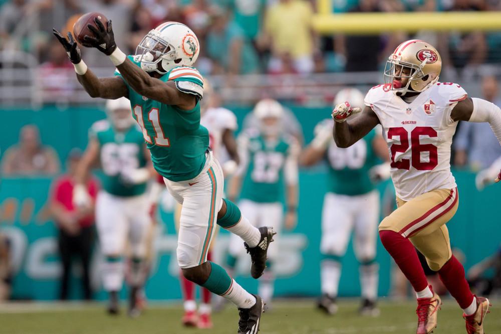 Devante Parker Miami Dolphins 2