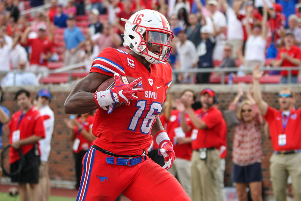 Courtland Sutton Southern Methodist