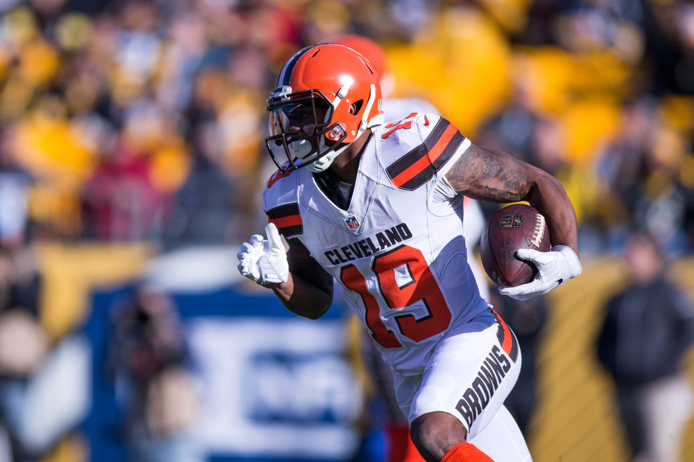 Corey Coleman Cleveland Browns