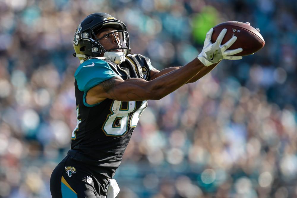Keelan Cole Jacksonville Jaguars