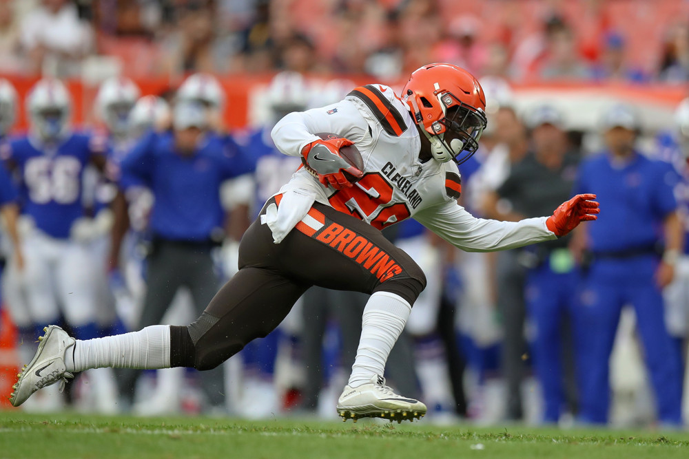 Duke Johnson Jr Cleveland Browns