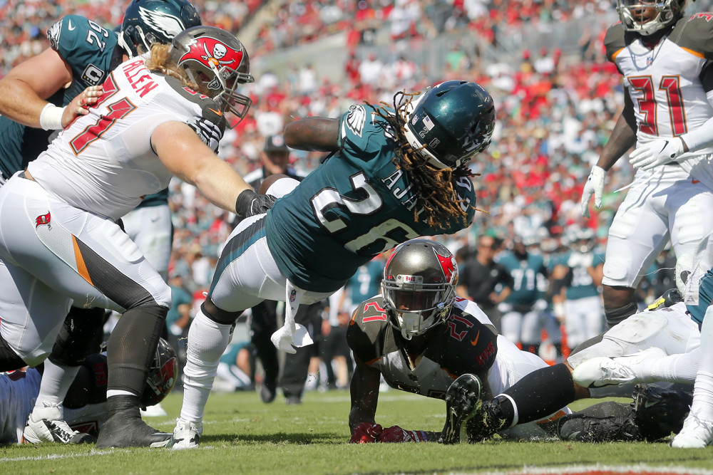 Jay Ajayi Philadelphia Eagles