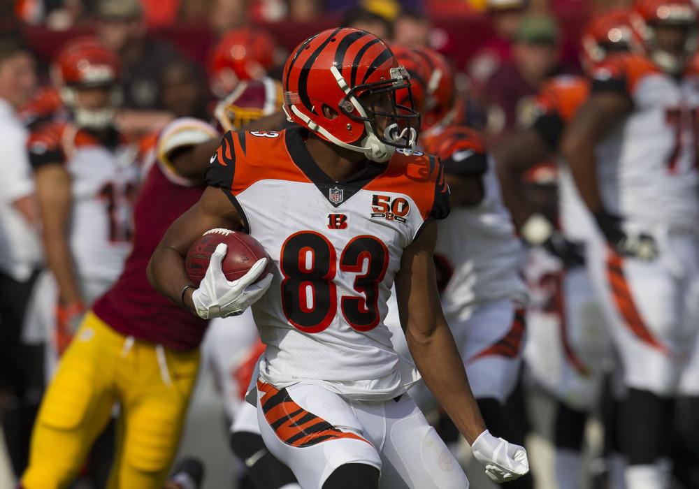 Tyler Boyd Cincinnati Bengals