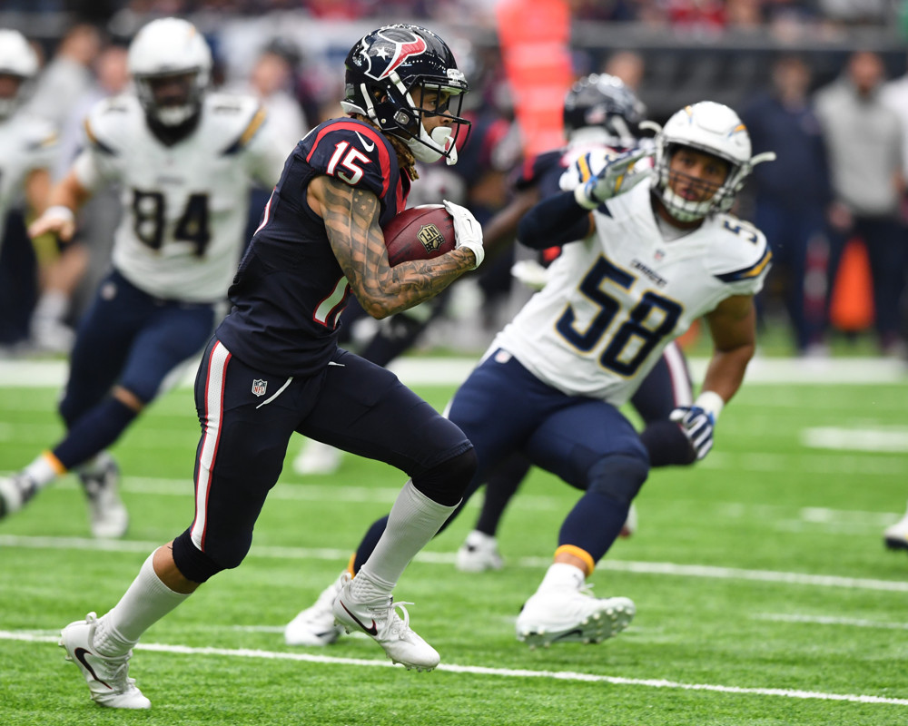 Will Fuller Houston Texans