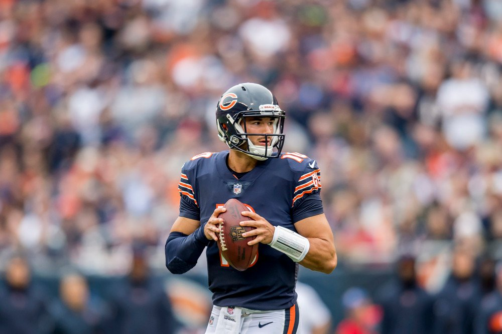 Mitchell Trubisky Chicago Bears