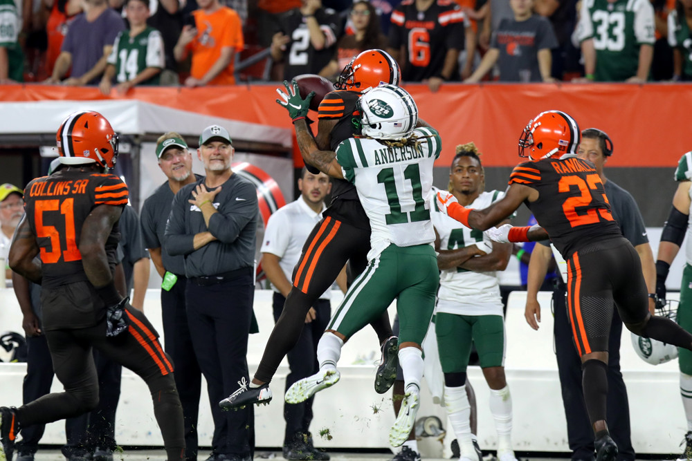 Robby Anderson New York Jets
