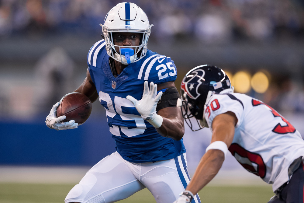 Marlon Mack Indianapolis Colts