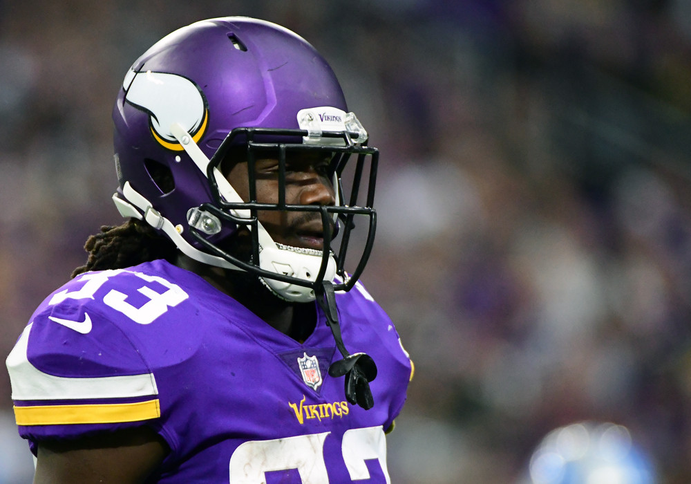 Dalvin Cook Minnesota Vikings