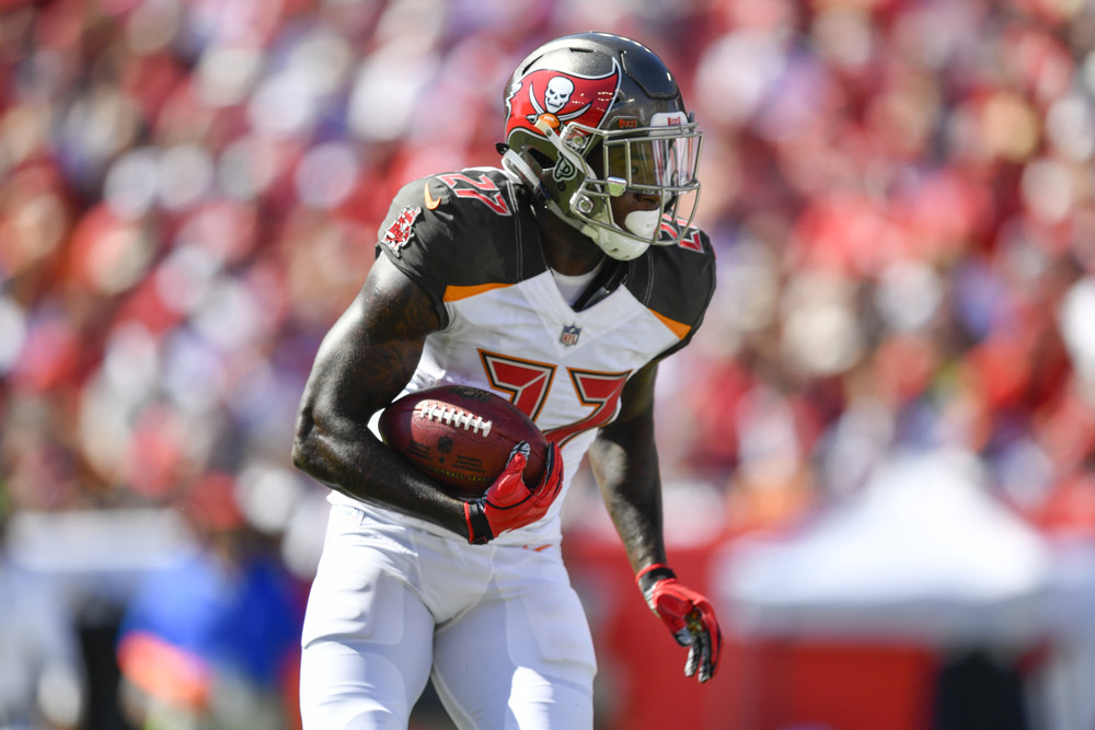 Ronald Jones Tampa Bay Buccaneers