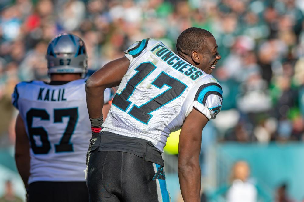 Devin Funchess Carolina Panthers
