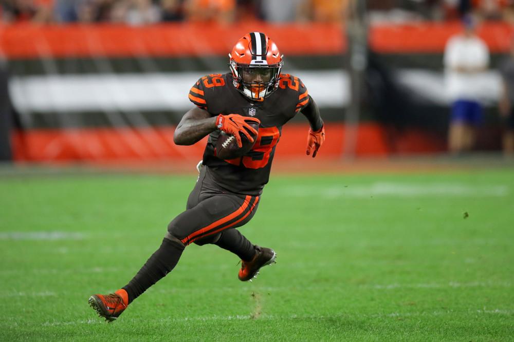 Duke Johnson Jr Cleveland Browns