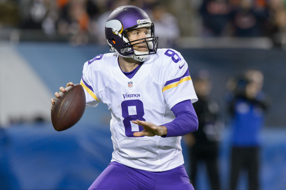 Sam Bradford Vikings Streaming Qbs