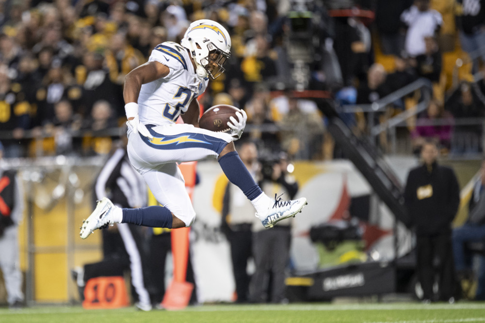 Justin Jackson Los Angeles Chargers