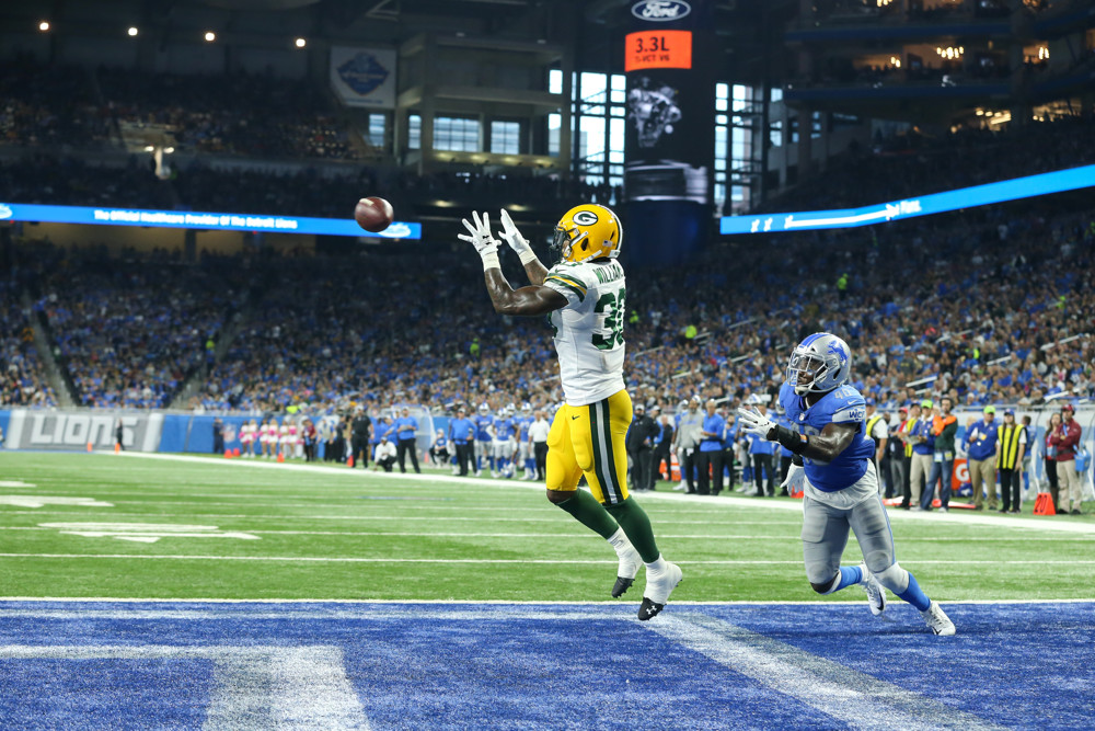 Jamaal Williams Green Bay Packers