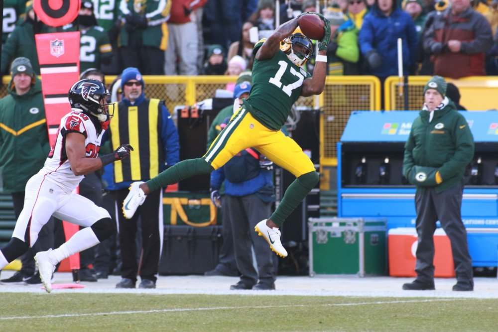 Davante Adams Green Bay Packers