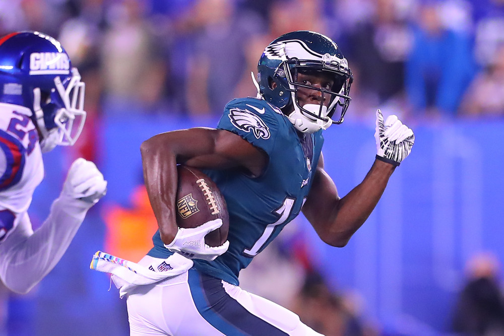 Nelson Agholor Philadelphia Eagles