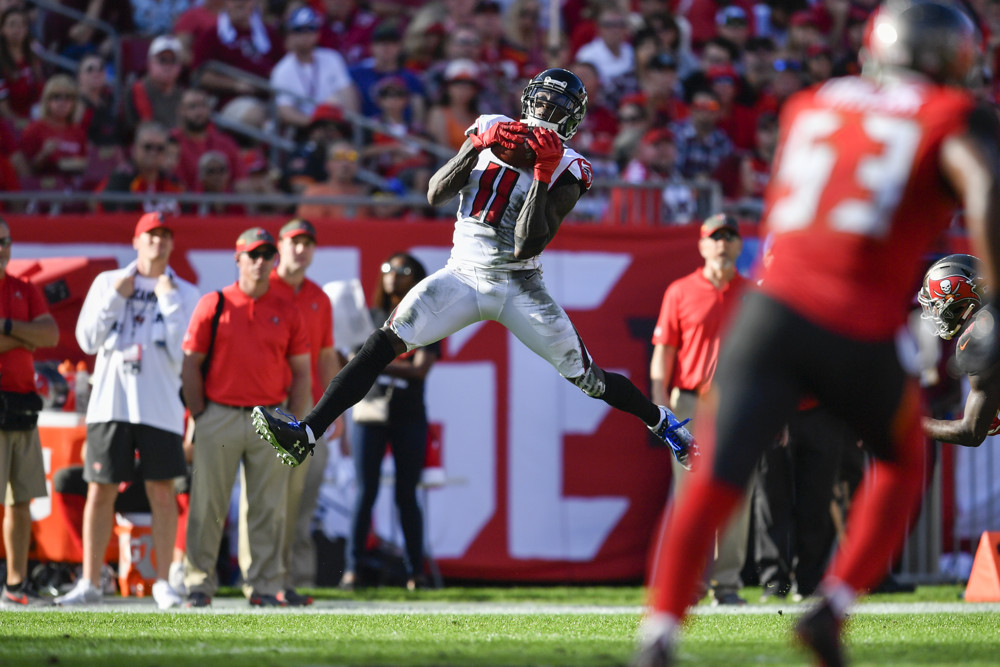 Julio Jones Atlanta Falcons