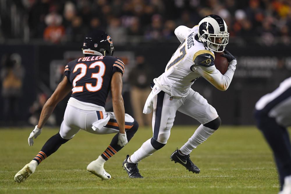 Robert Woods Los Angeles Rams