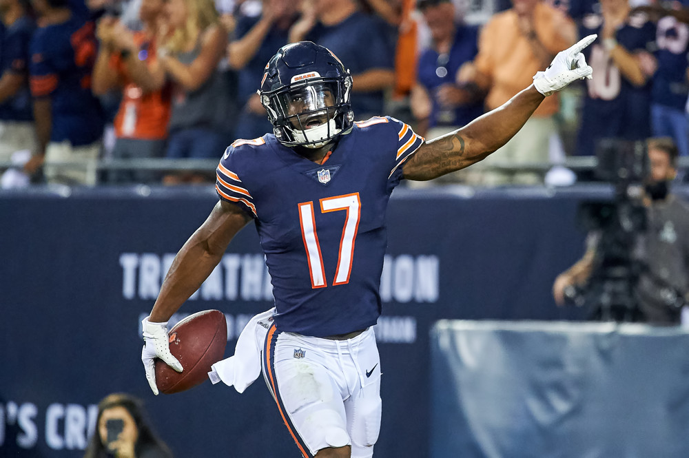 Anthony Miller Chicago Bears
