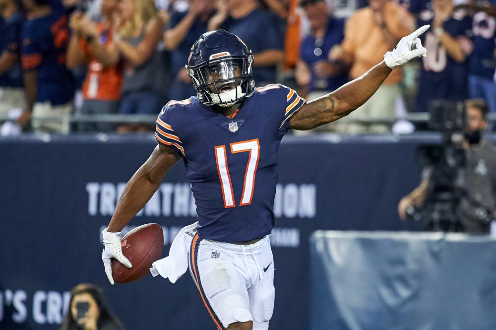 Anthony Miller Chicago Bears