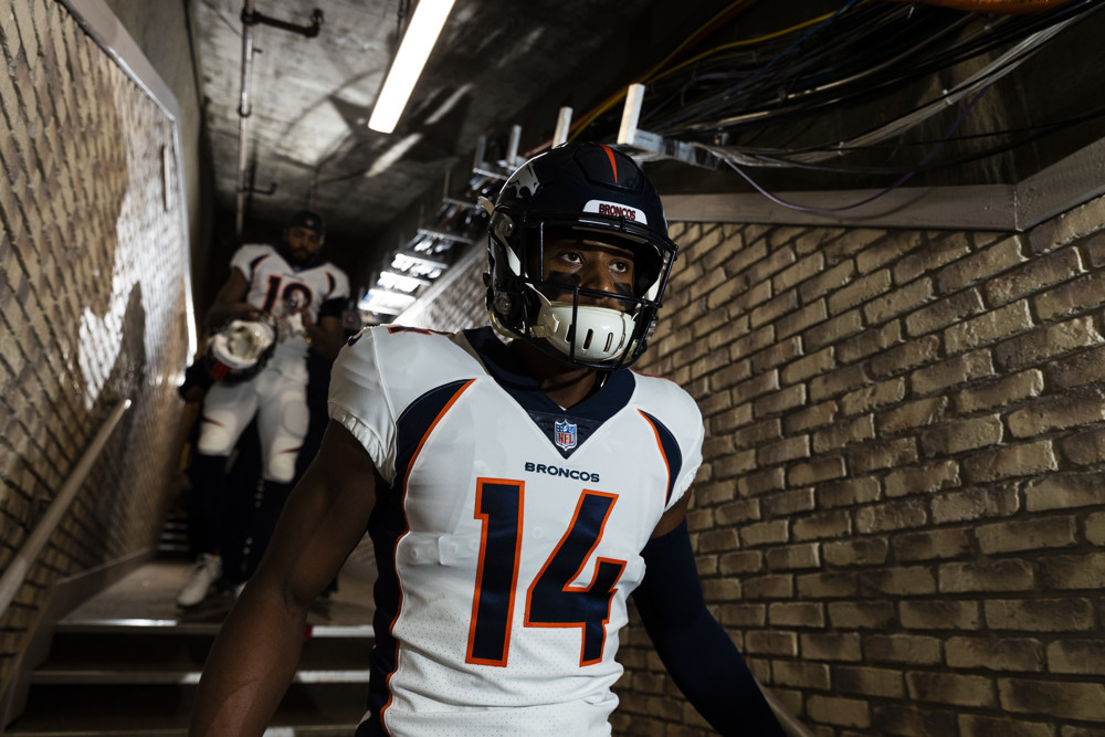 Courtland Sutton Denver Broncos