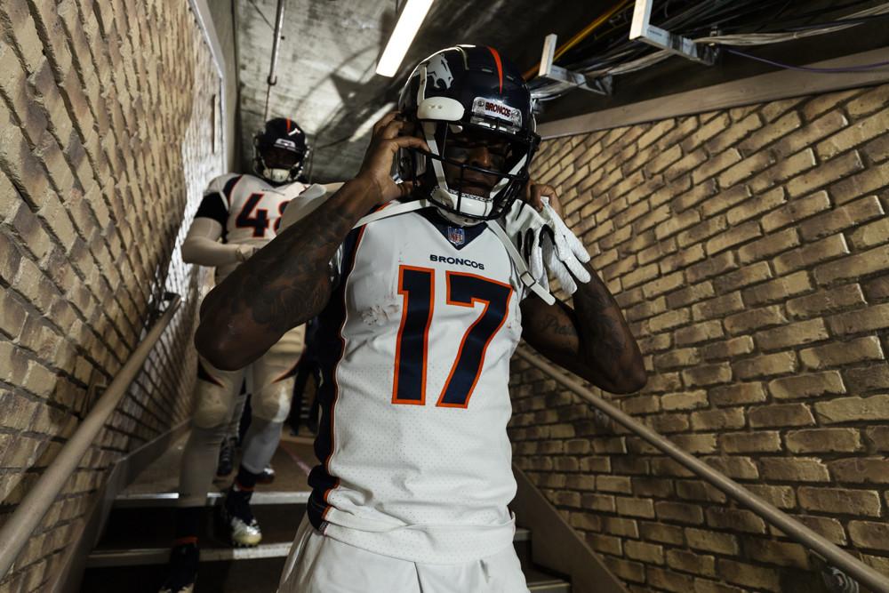 Daesean Hamilton Denver Broncos