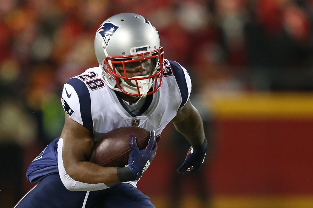 James White Patriots