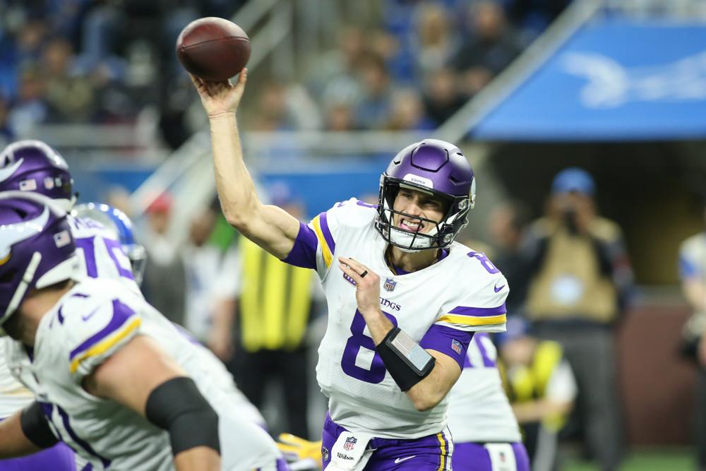 Kirk Cousins Minnesota Vikings