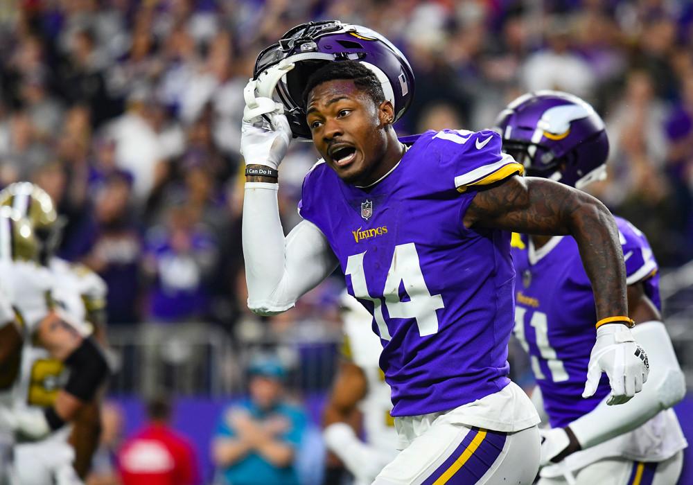 Stefon Diggs Minnesota Vikings