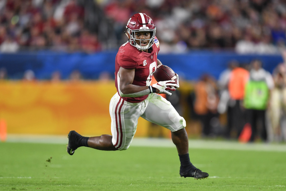 Josh Jacobs Running Back