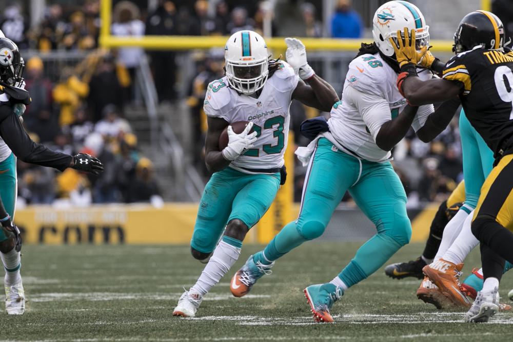 Jay Ajay Miami Dolphins