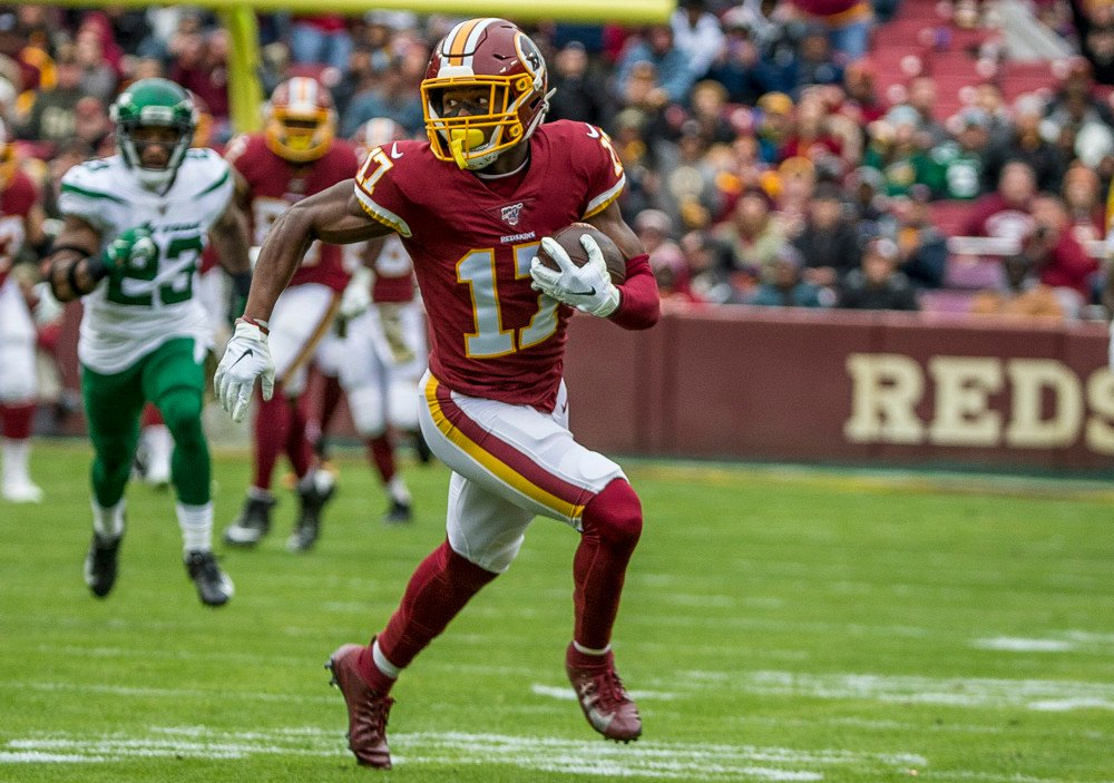 Terry Mclaurin Redskins